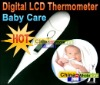 Digital LCD Thermometer Degree Fever Child Baby Care