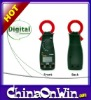 Digital Multimeter Electronic Clamp Meter with 1.8 Inch LCD