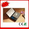Digital Notebook Scale with wide stainless steel platform ( P201 )