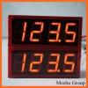 Digital Panel Temperature Transmitter Displayer,4~20ma Ammeter