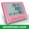 Digital Temperature Humidity Meter with backlight