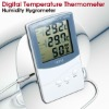 Digital Temperature Thermometer Humidity Hygrometer New