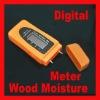 Digital Wood Moisture Meter tester Damp Wall Tester 2-Pin