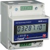 Din Rail Single Phase Power Meter (Modbus)