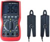 Double Clamp Digital Phase Meter