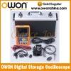 Dual Oscilloscope 100Ms/s 3.7 inch HDS3102M-N usb handheld oscilloscope