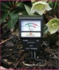 ELECTRONIC SOIL TESTER for pH and fertility No Batteries needed