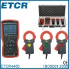 ETCR4400 Three Phase Digital Phase Meter ----Manufactory, RS232 interface