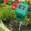 ETP306 3 IN 1 pH/Moisture/Sunlight Plant Mate