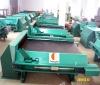 Electrical weighing conveyor belt