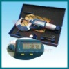 Electronic digital thickness gauge