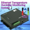 Ethernet Temperature Humidity Monitoring System