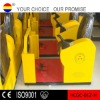 Excavator training simulator with CE