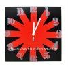 Fashion simple style ferris wheel numeral wall clock