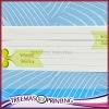 Fragrance blotter strips
