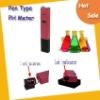 Free shipping PH Meter--wholesale PH Testing Pen/Digital PH Pen/Digital Pocket PH Meter pen type PH meter PH-009(I)A