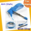 Free shipping Wrist Strap --Mini Antistatic Anti Static Discharge Wrist Strap WristBand 100pcs/lot