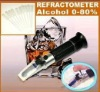 Hand-Held Refractometer For alcohol