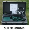 High Resolution Ground Metal Detector, Underground Treasure Detector Super Hound