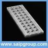 High power rectangular led lens