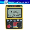 High voltage insulation tester AR3123