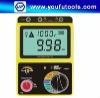High voltage insulation tester AR907+