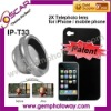 IP-T33 telephoto lens Lens for iPhone Mobile Phone Housings camera accessory