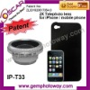 IP-T33 telephoto lens mobile phone Lens mobile phone accessory lens for iPhone
