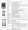 Insertion series,ultrasonic flow meter