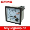 Installation type panel meter DC voltage meter voltmeter model 99T1