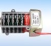 JSQ200(Double Shielding) meter counter