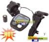 LCD Bike Bicycle Cycle Computer Odometer Speedometer NR 14 Function 01
