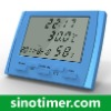 LCD Temperature and Humidity Meter