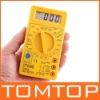 LCD Voltmeter Ammeter Ohm AC/DC Tester Digital Multimeter