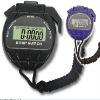 LCD digital sport stopwatch