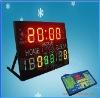 LED School Sport Scoreboard display,score maker,score marker,scorer,score indicator,scoring machine,score teller