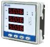 LED multifunction electric meter