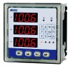 LED multifunction electric meter ACXE798 Series