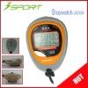 #Large display stopwatch /electronic digital timer 80/100laps