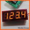 Loop Powered digital LED Red lighting Display MS654