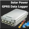 Low Power GPRS Data Logger With Solar Power