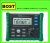 MASTECH MS2302 Digital Ground Resistance Meter
