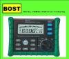 MASTECH MS2302 Digital Ground Resistance Meter