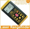 Measurement range 0.3-60mm, accuracy +-2mm ,Laser Distance Meter AR861 free shipping