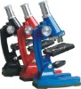 Microscope for kid use