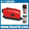 Mini Red vertical spirit level tool TD-LR-01 low price