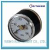 "Mini pressure gauge 1"" dial size"