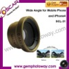 Mobile phone lens SCL-31 wide angle lenses Camera Lens for iphone extra parts for iPhone
