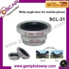 Mobile phone lens SCL-31 wide angle lenses Mobile Phone Housings for iPhone