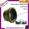 Mobile phone lens SCL-31 wide angle lenses mobile phone accessory
